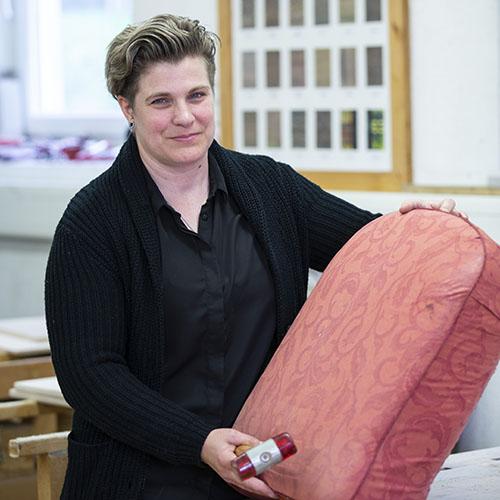 Nicole Maier raumausstatter