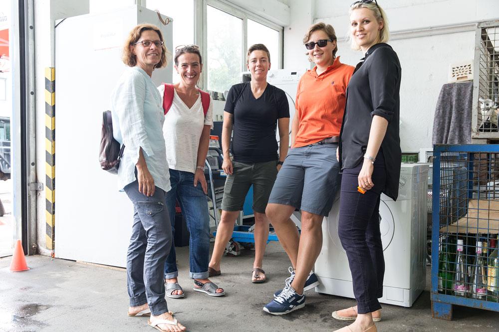 anderwerk Team in Feldkirchen