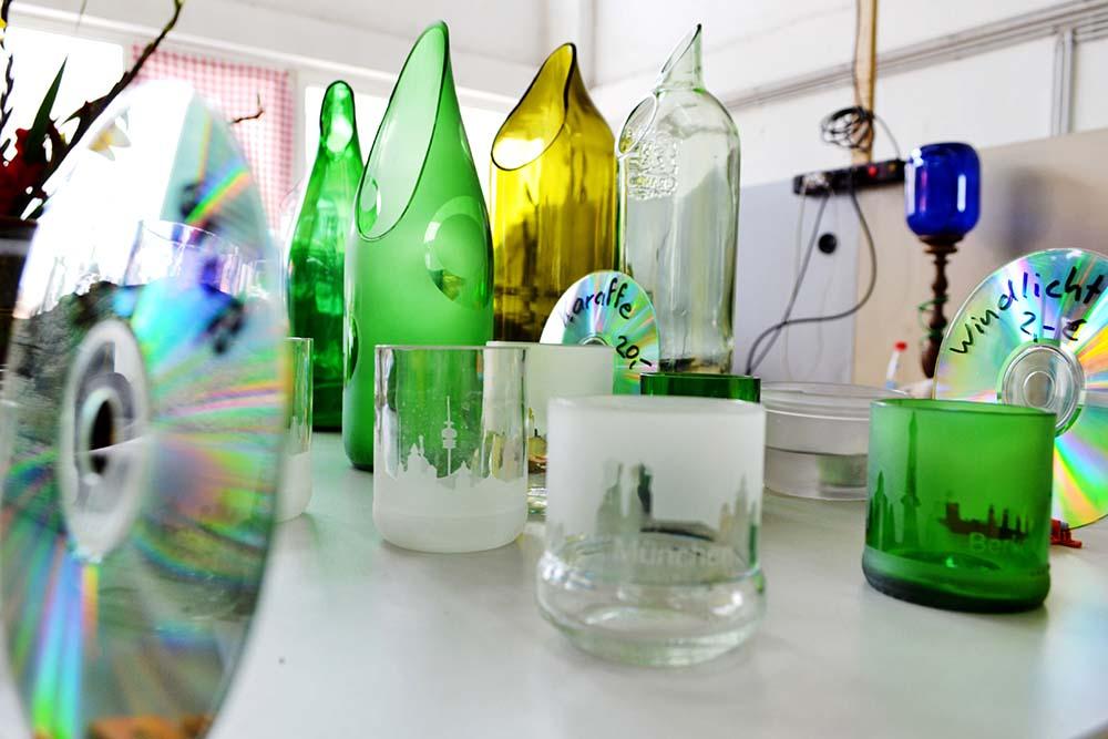 Anderwerk Sommerfest Glaswerkstatt
