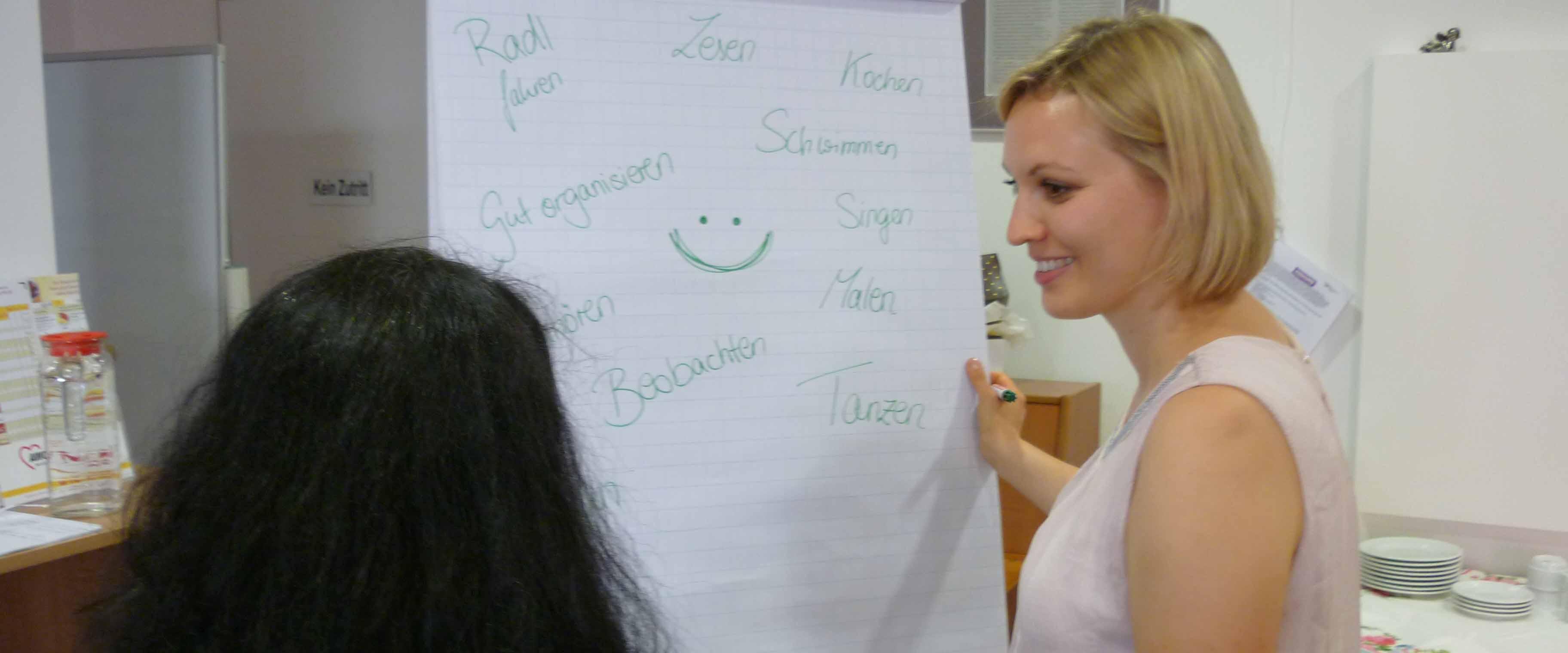 anderwerk Hilfe zur arbeit Workshop
