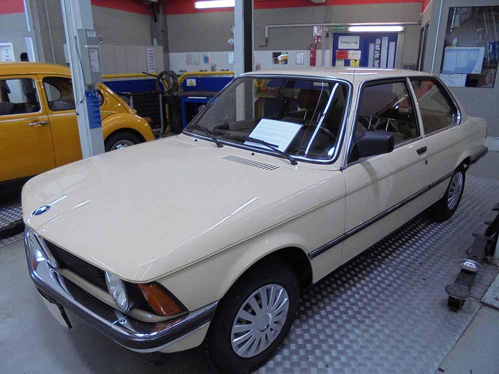 anderwerk sommerfest Oldtimer BMW