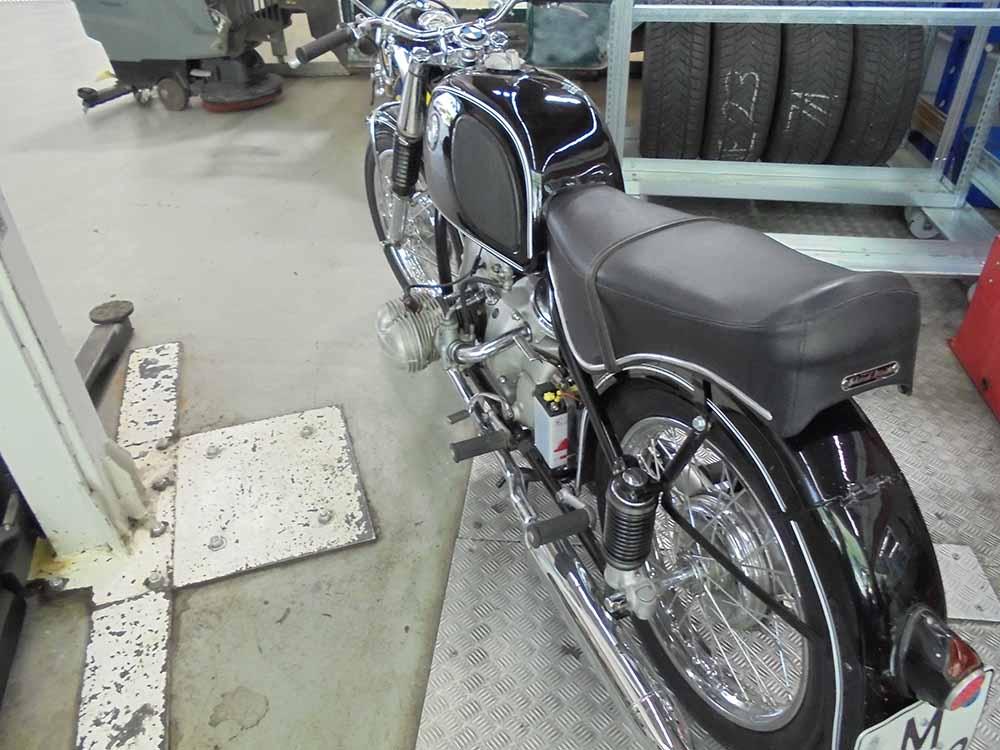 anderwerk sommerfest Oldtimer Motorrad