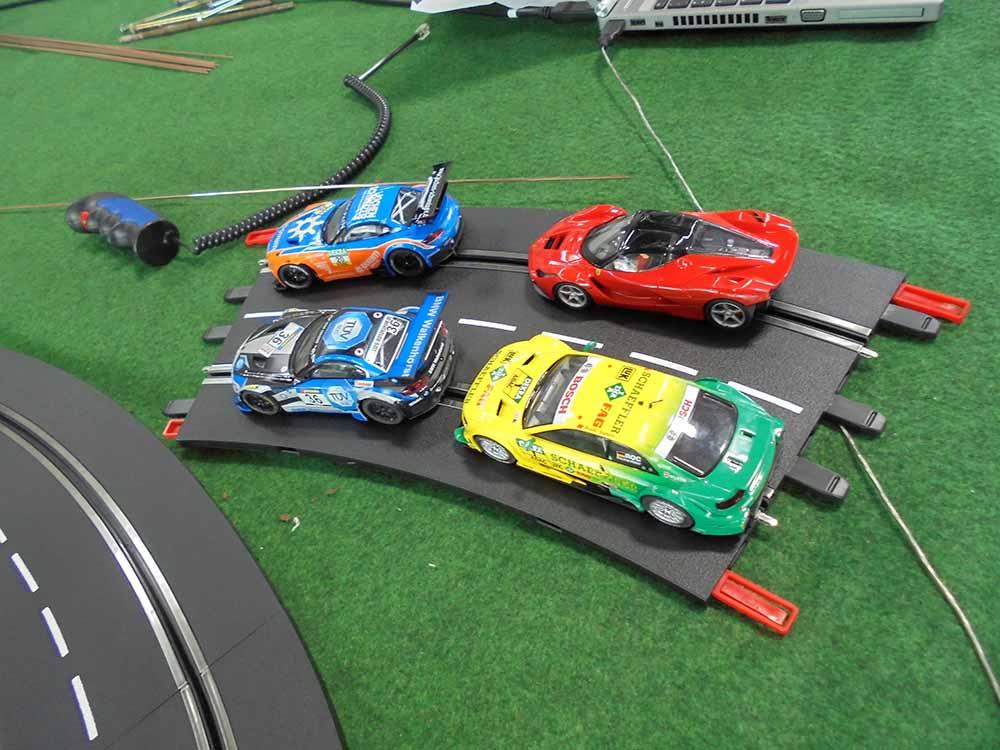 anderwerk Sommerfest carrera autos