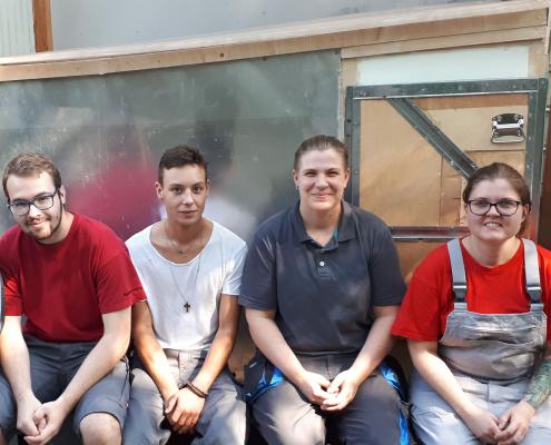 Raumausstatter Team