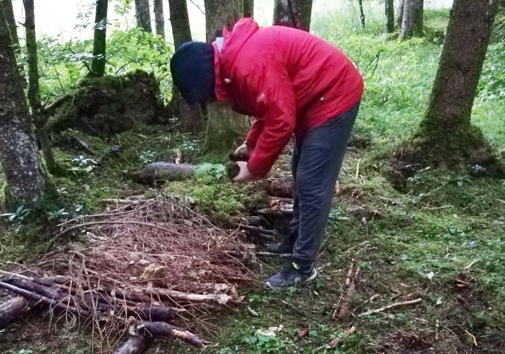 erlebnispaedagogik feuerholz